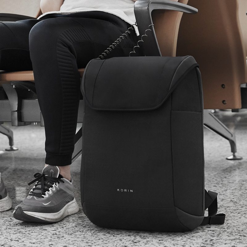 Anti-Theft Waterproof Cut-Proof 15.6 inch Laptop Backpack 1