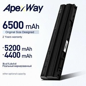 10.8V Laptop Battery T54FJ For Dell Latitude E6430 E6420 E5430 E5420 E5420m E6120 E6520 Vostro 3460 3560 05G67C 8858X YKF0M