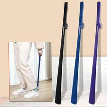 2021 new high Shoe spoon Shoehorn Shoe horn  high quality professional magnet pull long handle shoe horn