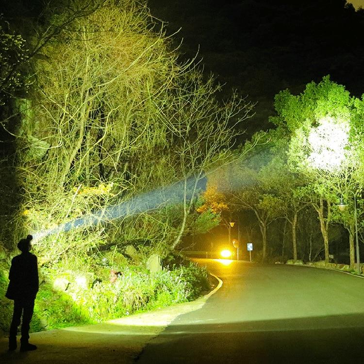Faróis de LED