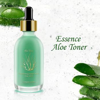 60ml Aloe kojący Toner wygodny nawilżający zmiękczający toner skóra twarzy produkty do pielęgnacji beauty essence aloe toner do twarzy tanie i dobre opinie AQISI Unisex CN (pochodzenie) Jedna jednostka Nawilżające CHINA GZZZ ygzwbz 20180538 Pure natural plant extracts