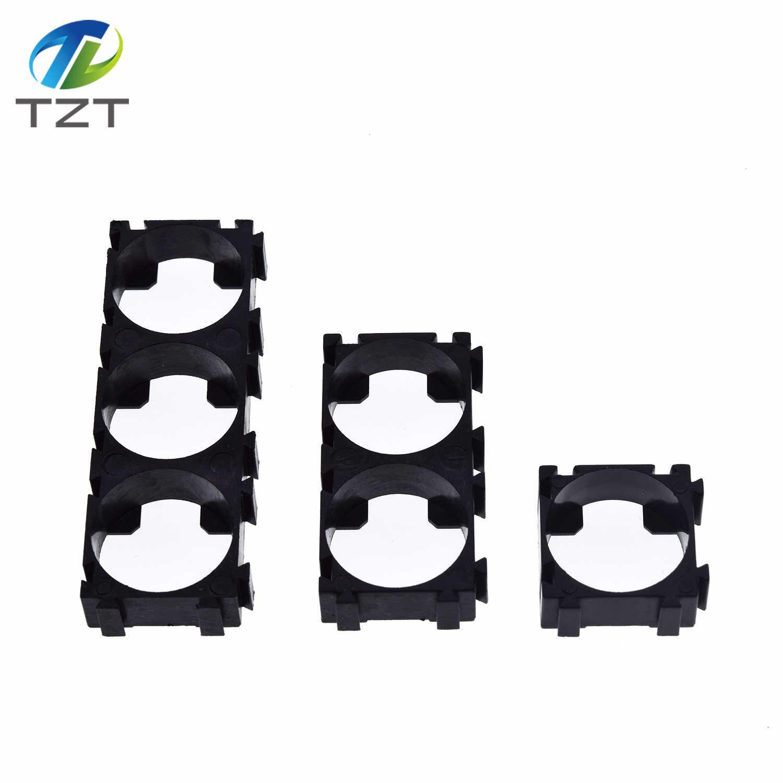 1 pièces 1p 2p 3p cellule 18650 support de batterie support bricolage piles cylindriques Pack montage Anti Vibration boîte de rangement conteneur
