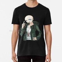 Komaeda – t-shirt en coton pour hommes, Streetwear, Anime, Harajuku