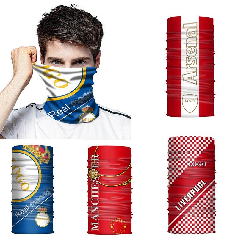 World cup Football Match Face Mask Bandana Soccer Neck Gaiter Scarf Multifunctional Microfiber Headband(China)