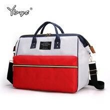 YBYT, Большая вместительная нейлоновая женская сумка-тоут, повседневные сумки, женские сумки, дизайнерские, горячая Распродажа, простые женские сумки через плечо, сумки для покупок