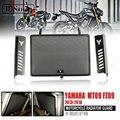 Защита для радиатора мотоцикла, защитная крышка радиатора для Yamaha MT-09 MT09 Sport Tracker Street Rally XSR900 FZ09 MT FZ 09 2013-2016