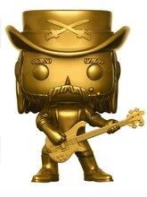 Motorhead Lemmy Kilmister 10 センチメートルビニール人形アクションフィギュアコレクションモデルのおもちゃ