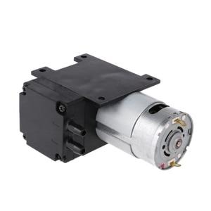 Image 2 - 12 6v ミニ真空ポンプ 8L/分高圧吸引ダイヤフラムはホルダー