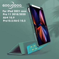 Для iPad Air 4 Чехол для iPad Pro 11 2021 Чехол для iPad Pro 12 9 2020 Air 3 10,5 10