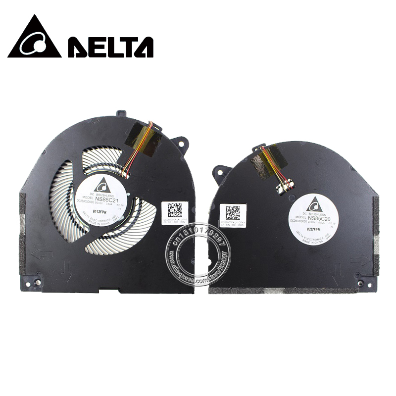 Original Cooling Fan NS85C20 DC28000DKD1 DC05V 0.50A -17L15 NS85C21 DC28000DKD0 DC05V 0.50A -17L16