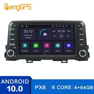 Android 10.0 nawigacja GPS dla KIA Morning Picanto 2016 + ekran dotykowy multimedialny radioodtwarzacz odtwarzacz DVD Radio FM AM z Carplay