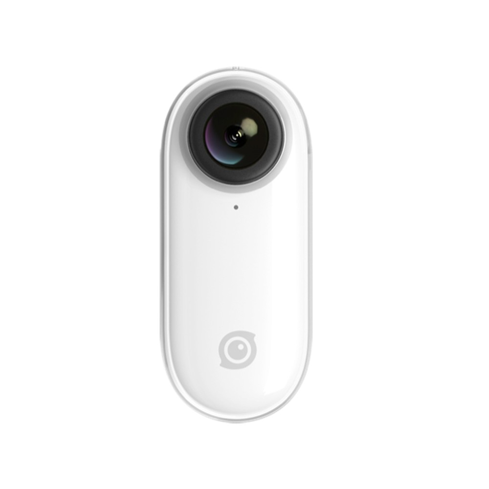 Insta360 GO action <font><b>camera</b></font> AI auto editing hands-free smallest stabilized <font><b>camera</b></font> <font><b>mini</b></font> <font><b>camera</b></font> Vlog making for iPhone and Android image