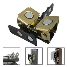 Magnetic Welding Clamps Magnetic Welding Holder Welding Fixture Adjustable Magnetic V-Pads Strong Hand Tool V-type Clamps