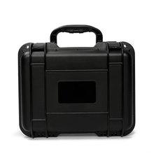phantom 4 hardshell bag backpack shoulder carry case hard shell box for dji phantom 4 standard with dji logo drone quadcopter Hardshell Waterproof Shoulder Storage Bag for DJI MAVIC Mini Drone Storage Case Carrying Box with 3 Batteries Accessories
