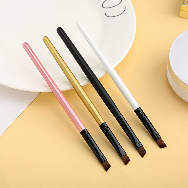 3 Stks/set Wenkbrauw Brush Eye Borstels Set Oogschaduw Mascara Blending Pencil Brush Up Kwasten Makeup Tools H517