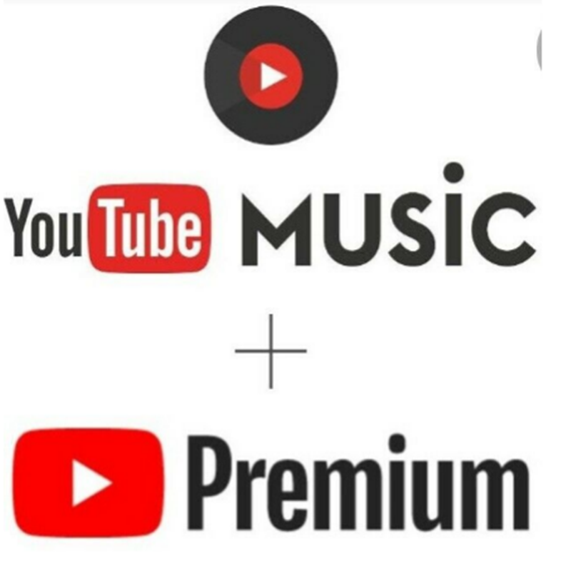1 Year YouTube Premium And Youtube Music Subscription Works on PC IOS Android Smart TV Set