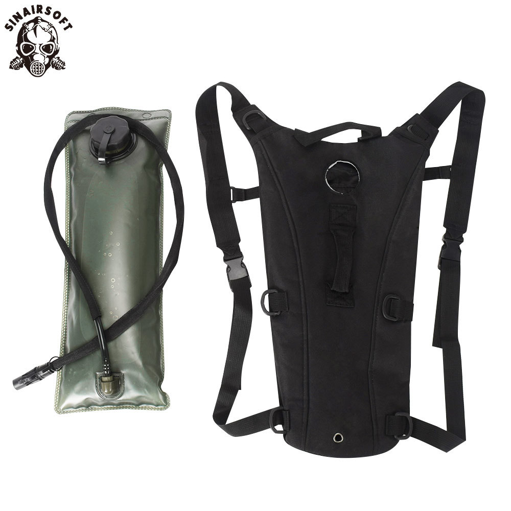 SINAIRSOFT 2.5L / 3L Tactical Hydration Backpack
