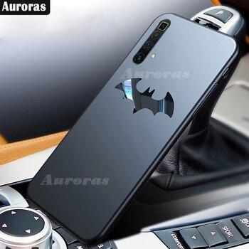 Auroras Ultra-sottile Duro Opaco di Caso Batman Per Realme X3 Copertura Del Telefono Della Copertura Posteriore Antiurto Per Realme X3 SuperZoom