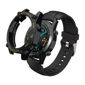 Tpu Protector Bumper Horloge Cover Case Voor Huawei GT2 46 Mm Magic2 Gt 2 Smart Horloge Accessoires Shell Protector(China)