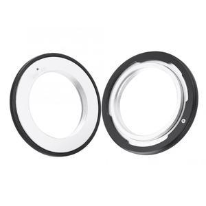 Image 4 - Metal adaptör halkası M42 FD M42 vida Canon lensi FD F 1 A 1 T60 Film kamera adaptörü makro halka