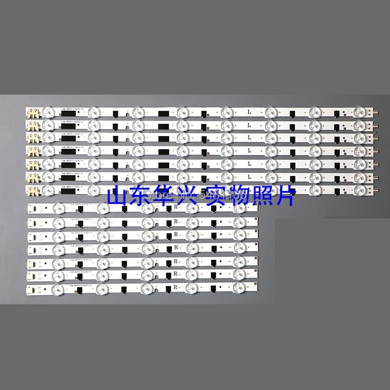 """LED Backlight Strip For Samsung 39""""TV UA39F5008AR UA39F5088AR CY-HF390BGAV2H 2013SVS39F D2GE-390SCA-R3 D2GE-390SCB-R3 UE39F5000"""