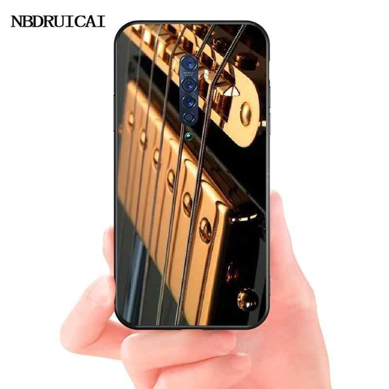 Penghuwan エディ · ヴァン · グラフィックギター diy 電話ケース oppo Reno2 z R15 プロ R17 R11 R15 R9S プラス R9
