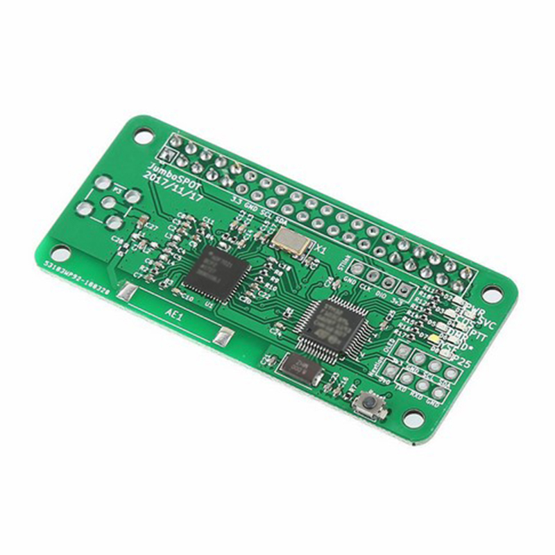 For Raspberry Pi Zero <font><b>Hotspot</b></font> Module 3B P25 <font><b>DMR</b></font> YSF 32bit ARM Processor W/ 433mhz Antenna Replacement Practical image