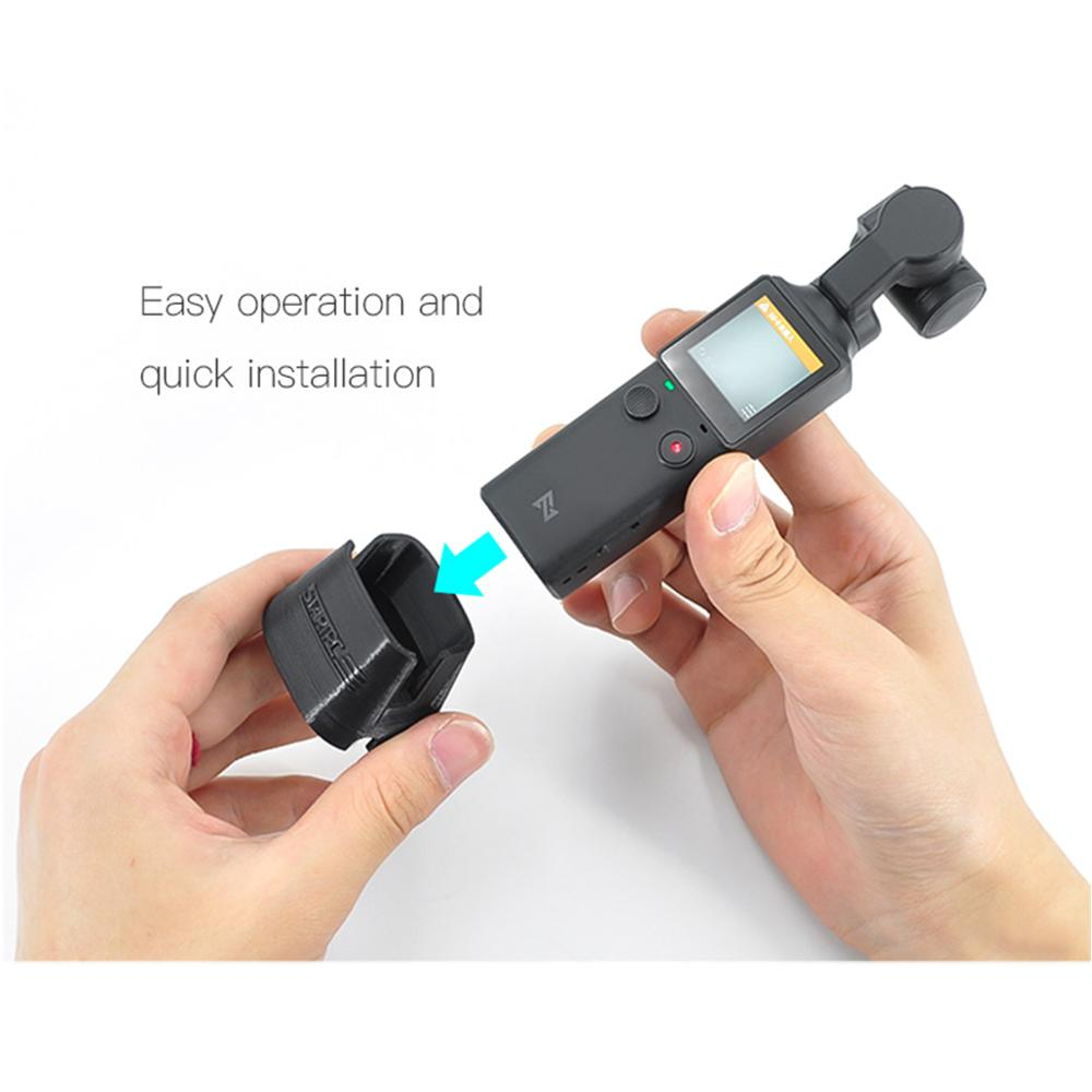 Charging Base Stand Mount Holder Bracket Expansion With Charge Cable For FIMI PALM Handheld Camera Gimbal Charger