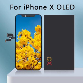 GX HE Pantalla OLED Incell LCD Display For iPhone X XS LCD Display Touch Screen Digitizer Assembly For iPhone X 11 XS Max XR 100% tested lcd pantalla for iphone x lcd xs xr 11 screen lcd display touch screen digitizer assembly for iphone x xs xsmax oled