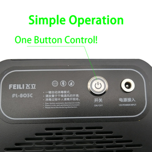 Image 2 - 2020! Effective Car Air Purifier With Ozone 3g/hr and Anion 20million/cm3 Decompose HCHO Air Sterilizer