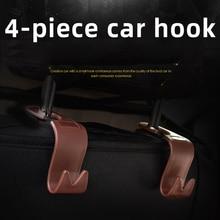 mofan 4 loaded car hook seat back storage creative free headrest accessories