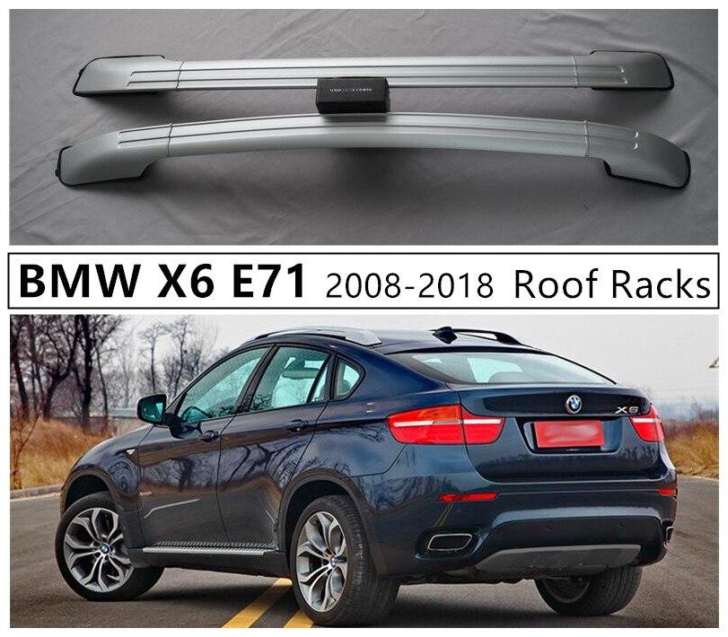 Para BMW X6 E71 2008-2014 portaequipajes, portaequipajes, Bar, Accesorios de modificación de coche de aleación de aluminio de alta calidad Antena de fibra de cristal LoRaWAN 868MHz omni 10dBi para exteriores, monitor de deslizamiento para techo, repetidor UHF IOT RFID lora