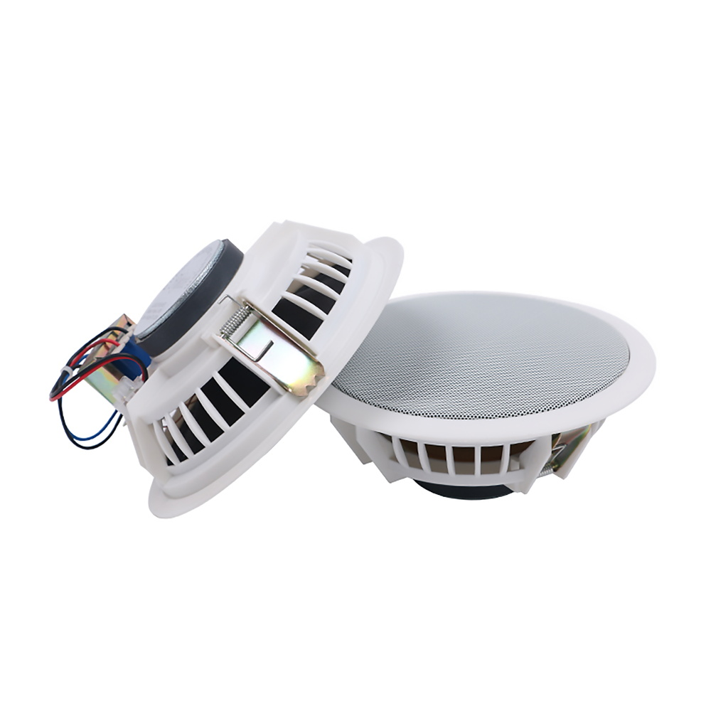 CLS-706 in-Ceiling Speaker Public address system audio background music for restaurant hotel