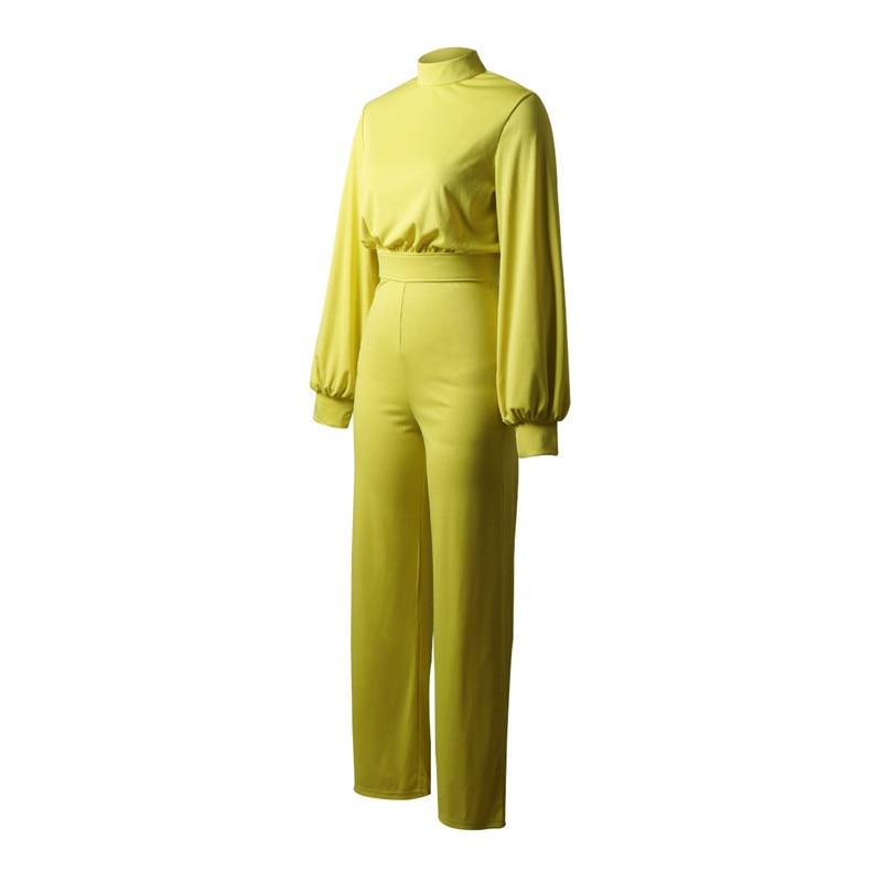 pernas largas, para mulheres, cor sólida, 2019, outono, 2019