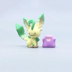 Image 4 - Cartoon Mooie Metamon Poipole Vol.7 Gashapon Pkm Action Figure Speelgoed Anime Figuur Toys Kids Gift