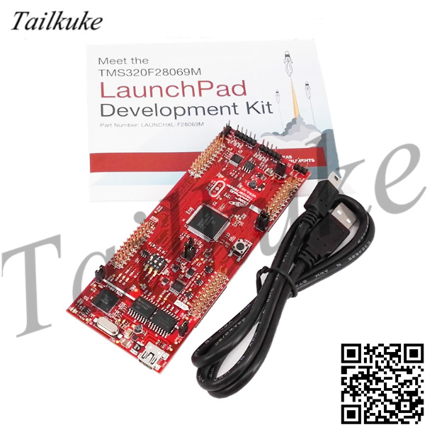 TI C2000 LAUNCHXL-F28069M Control Development Board Evaluates InstaSPIN-FOC And MOTION