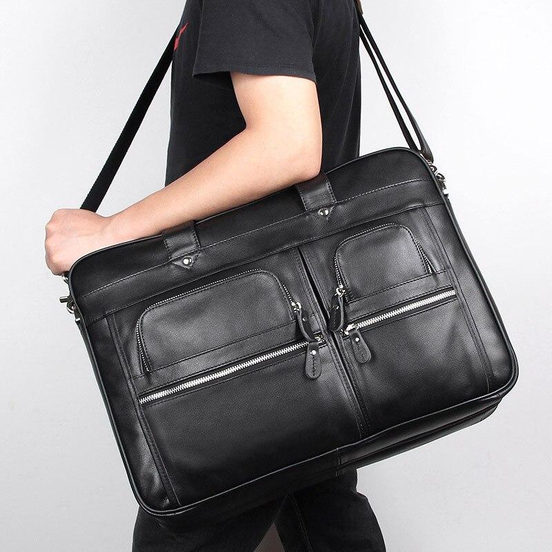 MAHEU Hohe Qualität Männer Aktentasche Tasche Auf Trolley Business Handtaschen Für 17 Zoll Computer Tasche Schwarz Braun Neue Mode männer Taschen