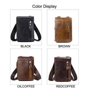 Image 5 - MVAของแท้หนังเอวFannyแพ็คกระเป๋าเข็มขัดกระเป๋าโทรศัพท์กระเป๋าเดินทางเอวชายเอวกระเป๋าหนังกระเป๋า702