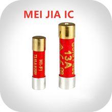 Nano fusible en argent sterling 5x20, son rime HIFI, grade fièvre, cristal unique, prise amplificateur de puissance audio, fonte lente