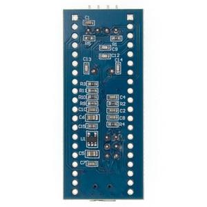 Image 4 - 10 قطعة/الوحدة STM32F103C8T6 ARM STM32 الحد الأدنى تطوير نظام مجلس وحدة