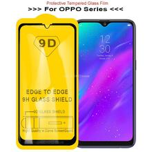9D 9H Tempered Glass For OPPO A83 A59 A3 F3 F5 F7 A5 A3S Screen Protector
