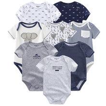Bodysuits Costume Clothing Short-Sleeve Bebe Newborn Baby-Boy-Girl Infant Summer Baby