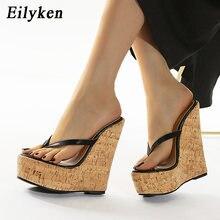 Eilyken/пикантные туфли на очень высоком каблуке; Большие размеры
