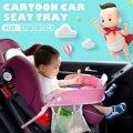 Водонепроницаемый домашний стол подлокотник для сидения автомобиля дети в автомобиле держатели для напитков хранения детей игрушки младе...