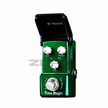 цена на JOYO JF-304 Time Magic Guitar Effect Pedal Analog Sounding Digital Delay True Bypass Effects Guitar Pedal Guitar Accessories