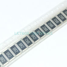 50PCS 2512 5% 1W SMD Chip Resistor resistors 0.1R - 10M 1R0 101 221 471 ohm 1R 10R 100R 220R 470R 1K 2.2K 4.7K 10K 100K 1M 4.7M