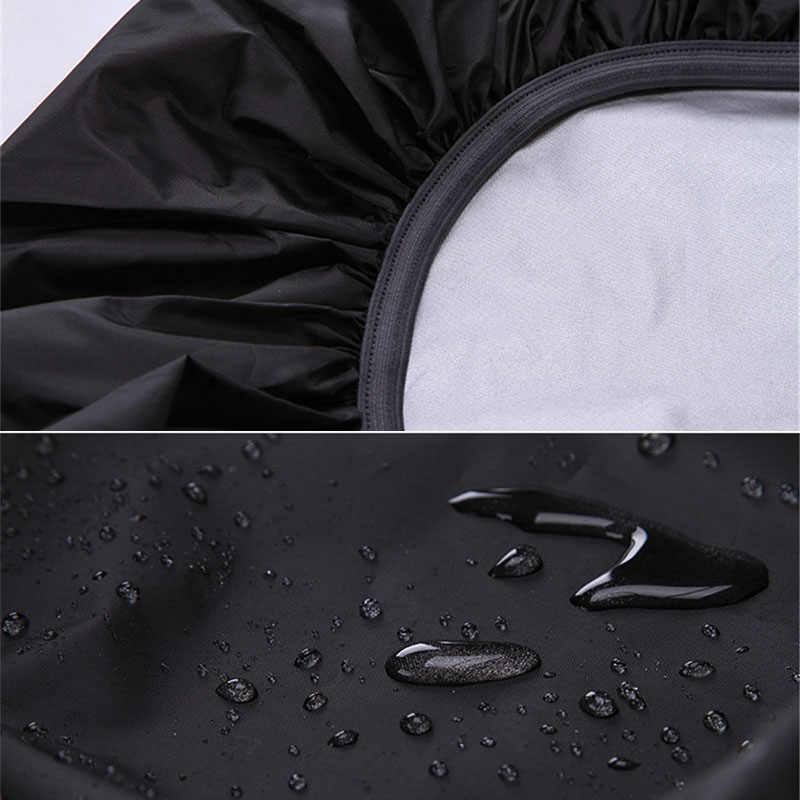 45-80L Waterproof Rainproof Backpack Rucksack Rain Dust Cover Bag 5 Colors