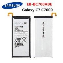 SAMSUNG Orginal EB-BC700ABE 3300mAh Battery For Samsung Galaxy C7 C7000 C7010 C7018 C7 Pro Duos SM-C701F/DS SM-C700