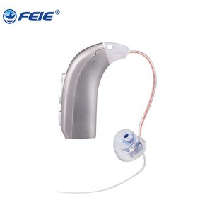 Image 2 - 2019 High powerful RIC mini rechargeable hearing aid digital with intelligent adaptive noise reduction Acoustic audiophone MY 33