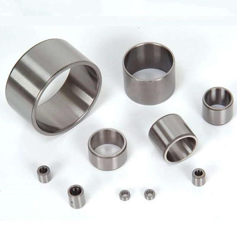 2PCS Innen Durchmesser 5mm/6mm Stahl Lagerbuchse Tragen Beständig Innere Guide Hülse Höhe 5-16mm